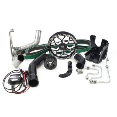 Fuel System - Injection Pumps - Industrial Injection  - Industrial Injection 2007.5-2012 6.7 Cummins Dual CP3 Kit W/O Pump