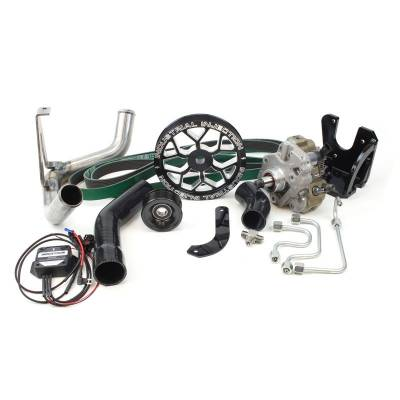 Fuel System - Injection Pumps - Industrial Injection  - Industrial Injection 2007.5-2012 6.7 Cummins Dual CP3 Kit With Dragon Fire Pump