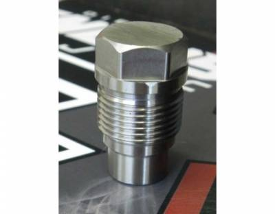 Fuel System - Aftermarket Fuel System - Industrial Injection  - Industrial Injection 6.7L Cummins Rail Plug
