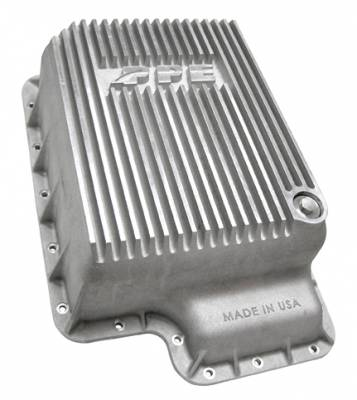 Transmission - Transmission Pans - Pacific Performance Engineering - PPE Ford Deep Transmission Pan 5R110 - Raw