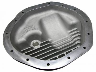 Pacific Performance Engineering - PPE Dodge 03-14 HD Diff Cover PPE - Brushed - Image 2