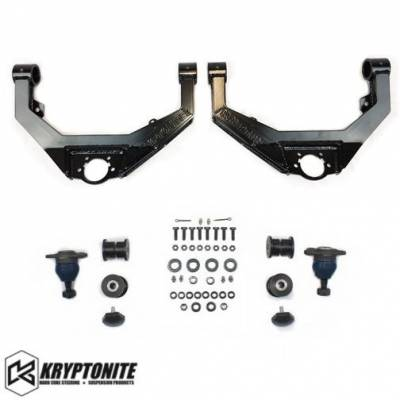 Suspension - Leveling Kits - Kryptonite - KRYPTONITE 01-10 Upper Control Arms