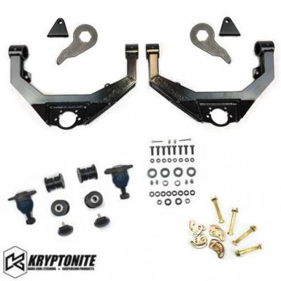 Suspension - Leveling Kits - Kryptonite - KRYPTONITE 01-10 Stage 2 Leveling Kit