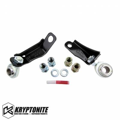 07.5-10 LMM Duramax - Steering - Kryptonite - KRYPTONITE 01-10 Pitman/Idler Arm Support Kit