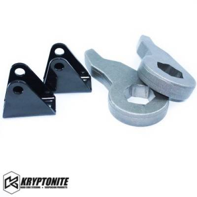 Suspension - Leveling Kits - Kryptonite - KRYPTONITE 01-10 Stage 1 Leveling Kit