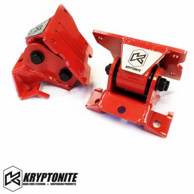 Kryptonite - KRYPTONITE 01-10 Extreme Motor Mounts