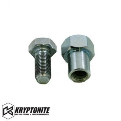 07.5-10 LMM Duramax - Steering - Kryptonite - KRYPTONITE 01-10 Shank Nut For Pisk Kit