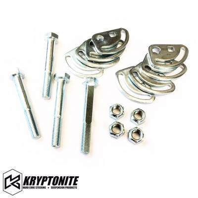Suspension - Hardware, Bearings, & Seals - Kryptonite - KRYPTONITE 01-10 Cam Bolt Kit