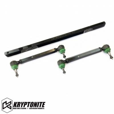 11-16 LML Duramax - Steering - Kryptonite - KRYPTONITE 11-17 (Street) Center Link Tie Rod Package