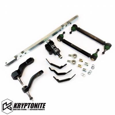 11-16 LML Duramax - Steering - Kryptonite - KRYPTONITE 11-17 Ultimate Front End Package