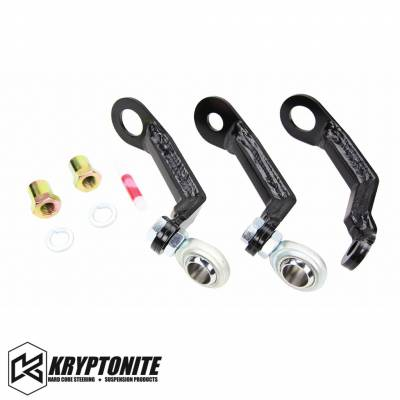 11-16 LML Duramax - Steering - Kryptonite - KRYPTONITE 11-17 Pitman/Idler Arm Support Kit