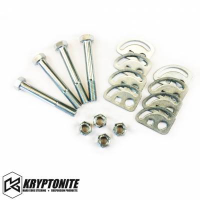 Suspension - Hardware, Bearings, & Seals - Kryptonite - KRYPTONITE 11-17 Cam Bolt Kit
