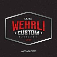 "WCFab - Wehrli Custom Fab 2"" SS,  Passenger Side Up-Pipe Kit (2001-2016)"