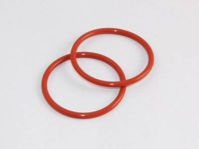 Engine - Engine Gaskets and Seals - Lincoln Diesel Specialities - 01+ Duramax Rear Cover to Engine Block O-rings (Pair)