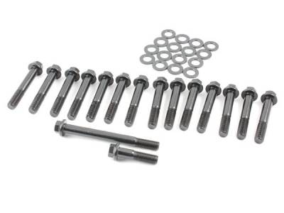 Exhaust - Exhaust Hardware - Merchant Automotive - ARP 01-19 Duramax Exhaust Manifold Bolt Kit