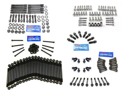 Engine - Bolts, Studs, and Fasteners - Merchant Automotive - 01-04 LB7 w/Manual Trans ARP Engine Hardware Kit