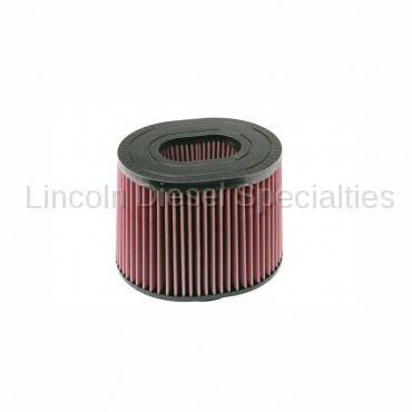 01-04 LB7 Duramax - Air Intake - S&B Filters - S&B Intake Replacement Filter - Oiled Cleanable