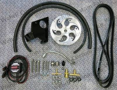 Fuel System - Injection Pumps - WCFab - Wehrli Custom Fab Duramax LB7 Twin CP3 Kit's (2001-2004)