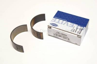 Engine - Bearings - Mahle OEM - Clevite H Series Rod Bearing for Duramax