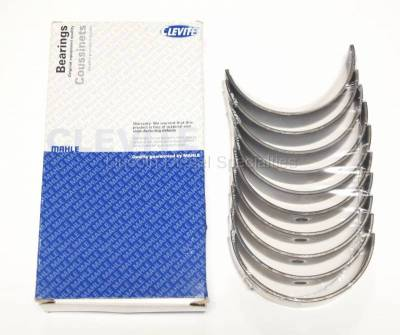 Engine - Bearings - Mahle OEM - Clevite Main Bearing Duramax HX-Series (2001-2016)
