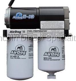 Fuel System - Lift Pumps - AirDog - AirDog II-4G  DF-100-4G , With In-Tank Fuel Pump (1998.5-2004)