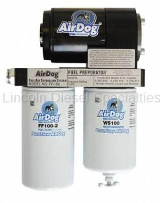 Fuel System - Lift Pumps - AirDog - AirDog® Original  AirDog 100 with In-Tank Fuel Pump (1998.5-2004)A