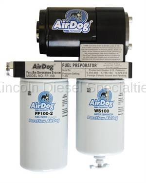 Fuel System - Lift Pumps - AirDog - AirDog FP-150 Lift Pump  2015-2016