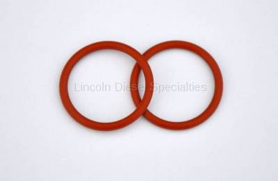 Cooling System - Gaskets & Seals - GM - LB7 Injector Cup O-Rings (2001-2004)*