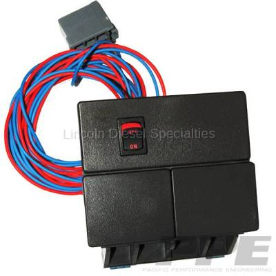 01-04 LB7 Duramax - Tuners and Programmers - Pacific Performance Engineering - PPE High Idle Valet Switch 2003-2004