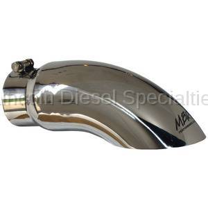 "Exhaust - Exhaust Tips - MBRP - MBRP Universal 5"" Single Wall Turn Down Exhaust Tip (4"" Inlet, 5"" Outlet)"