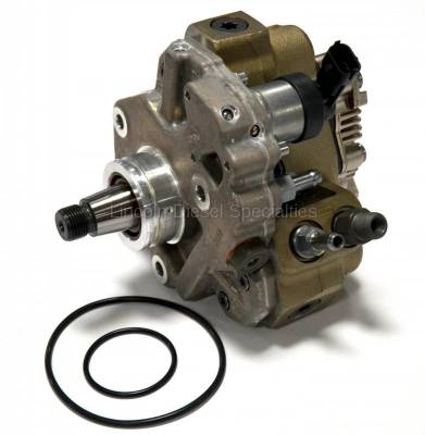 Fuel System - CP3 and CP4 Conversion and Catastrophic Failure Kits - Bosch OEM - OEM Genuine New LBZ/LMM CP3 Injection Pump 2006-2010