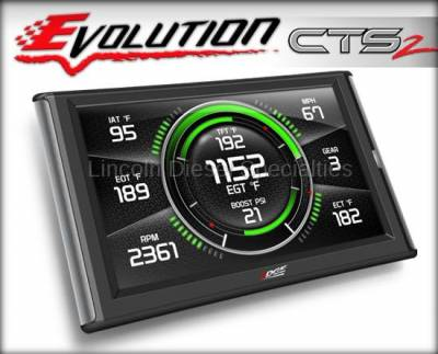 01-04 LB7 Duramax - Tuners and Programmers - Edge - Edge Evolution CTS2