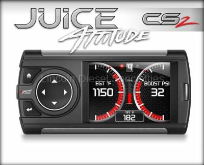 01-04 LB7 Duramax - Tuners and Programmers - Edge - Edge Juice with Attitude CS2 (LB7)