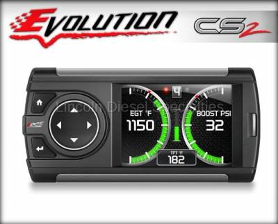 07.5-10 LMM Duramax - Tuners and Programmers - Edge - Edge Evolution CS2