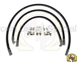 "Deviant Race Parts - Deviant 5/8"" Leak Free High Performance Transmission Cooler Repair Lines 2001-2005"