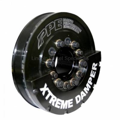 Engine - Components - Pacific Performance Engineering - PPE Xtreme Damper (2001-2005)