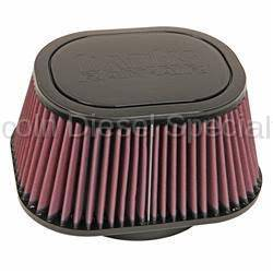 07.5-10 LMM Duramax - Air Intake - Banks - Banks Power Replacement Filter~Oiled (2001-2014)