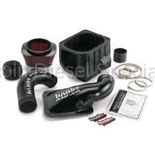 04.5-05 LLY Duramax - Air Intake - Banks - Banks Power, Duramax,  Ram-Air Intake System ~Dry Filter