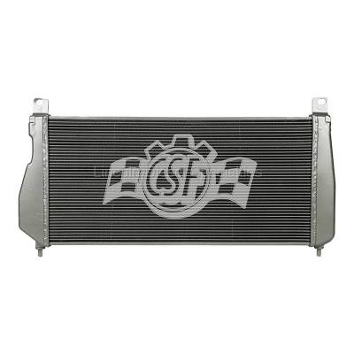 01-04 LB7 Duramax - Intercoolers and Pipes - CSF - CSF 6007 OEM- Replacement Intercooler
