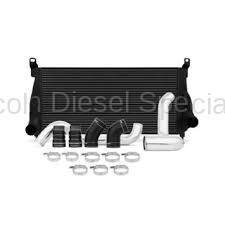01-04 LB7 Duramax - Intercoolers and Pipes - Mishimoto - Mishimoto MMINT-DMAX-02K Intercooler & Pipe Kit (Black)