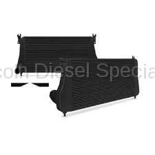 07.5-10 LMM Duramax - Intercoolers and Pipes - Mishimoto - Mishimoto MMINT-DMAX-06 Intercooler (Black)