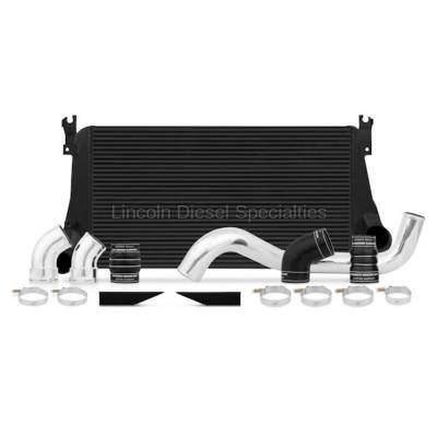 06-07 LBZ Duramax - Intercoolers and Pipes - Mishimoto - Mishimoto MMINT-DMAX-06K Intercooler Pipe & Boot Kit (Black)