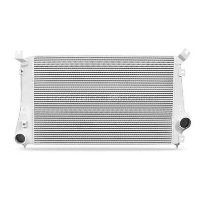 11-16 LML Duramax - Intercoolers and Pipes - Mishimoto - Mishimoto MMINT-DMAX-11 Intercooler (Silver)