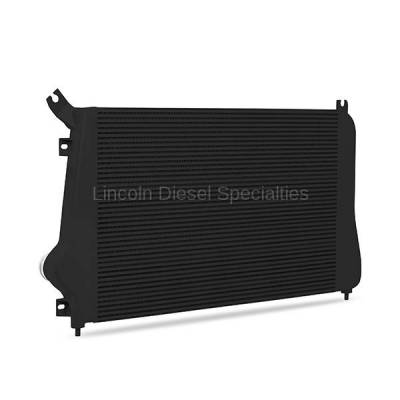 11-16 LML Duramax - Intercoolers and Pipes - Mishimoto - Mishimoto MMINT-DMAX-11 Intercooler (Black)
