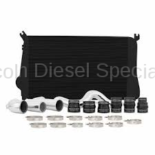 11-16 LML Duramax - Intercoolers and Pipes - Mishimoto - Mishimoto MMINT-DMAX-11K Intercooler & Pipe Kit (Black)