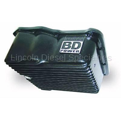 BD Diesel Performance - BD-Power Deep Sump Allison Transmission Pan - BlackFinish (2001-2016) - Image 2