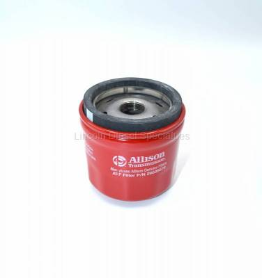 06-07 LBZ Duramax - Filters - GM - GM Allison Spin-On Transmission Filter (2001-2017)