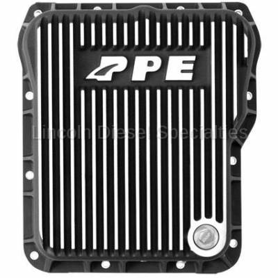 Transmission - Transmission Pans - Pacific Performance Engineering - PPE Deep Allison Transmission Pan - Brushed Finish