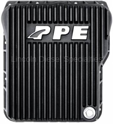 Transmission - Transmission Pans - Pacific Performance Engineering - PPE Deep Allison Transmission Pan - Black Finish