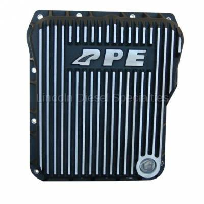 Transmission - Transmission Pans - Pacific Performance Engineering - PPE Low Profile Aluminum Transmission Pan Brushed Finish